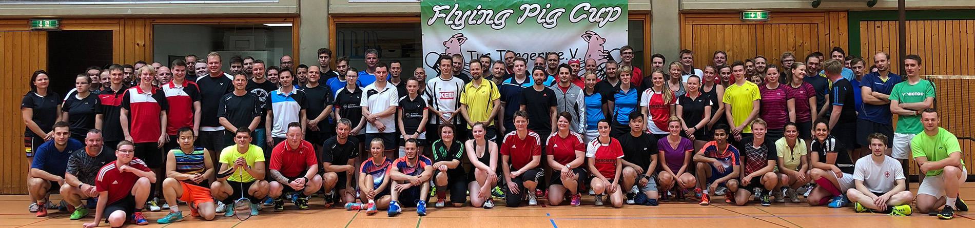 Rückblick 21. Flying Pig Cup 2018
